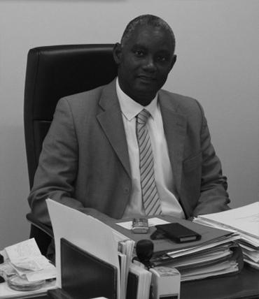 Maître Wilfried SAMBA-SAMBELIGUE